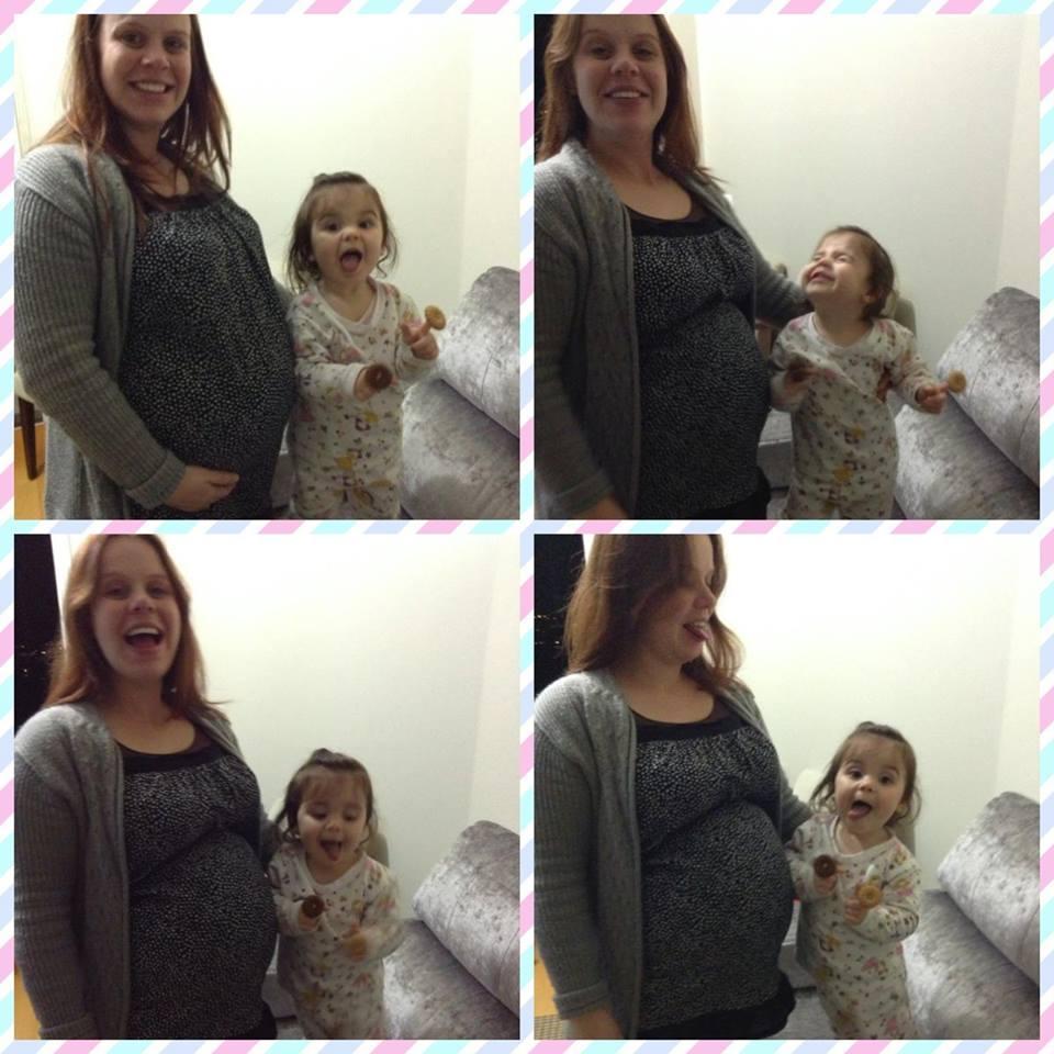 Mônica e mamãe 04.08.2013