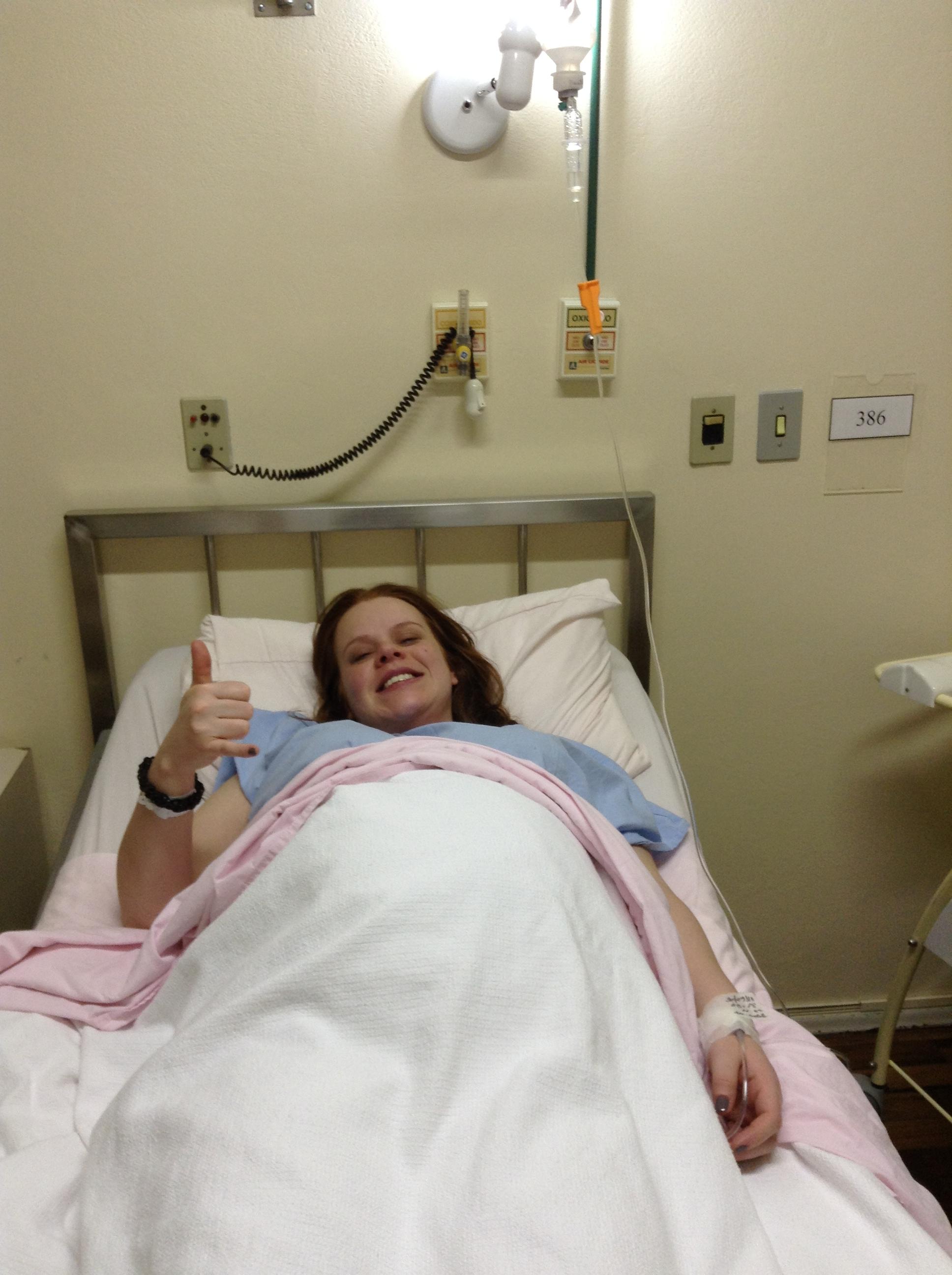 Hospital!